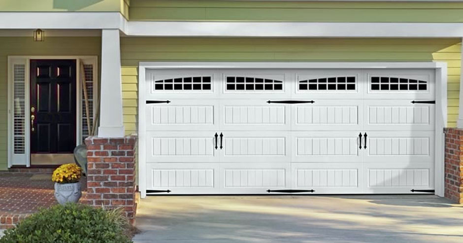 New Garage Doors Installations In Syracuse